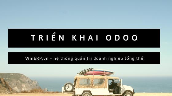 TriỂn Khai Odoo