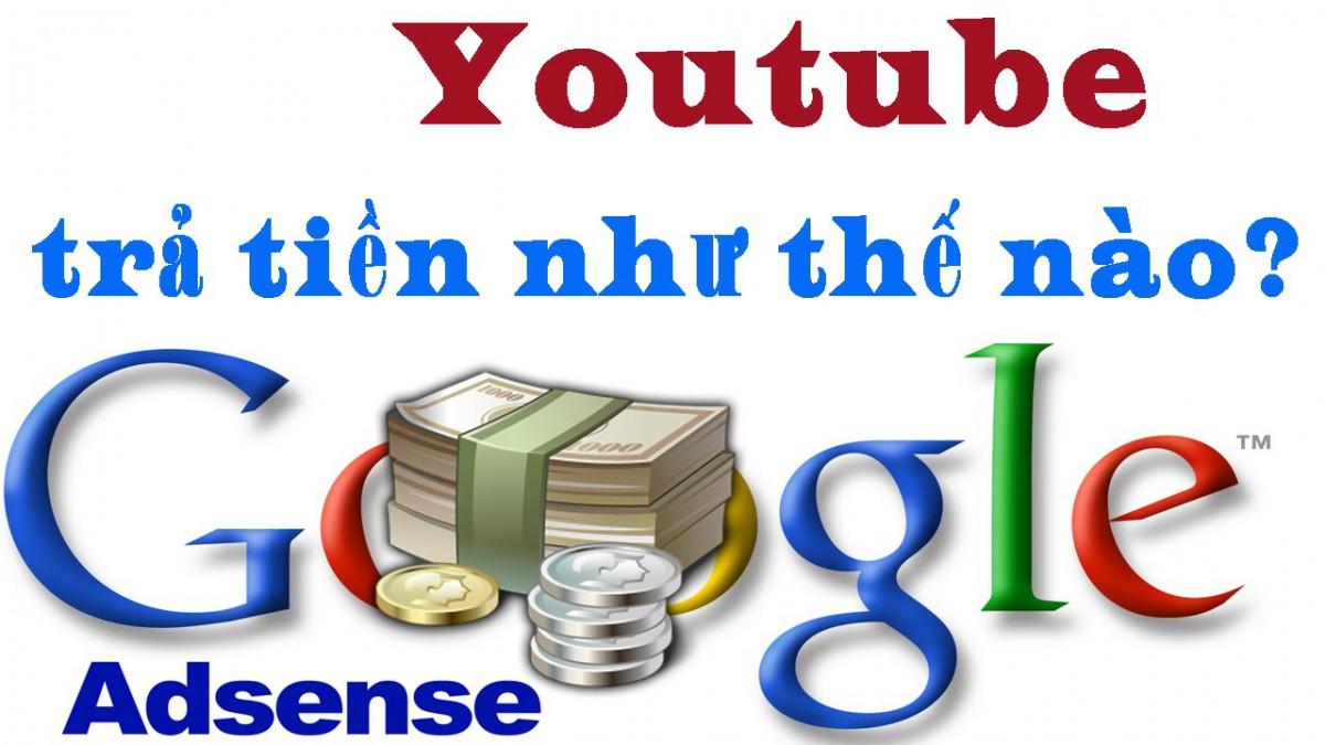 Cách Nhận Tiền Từ Youtube