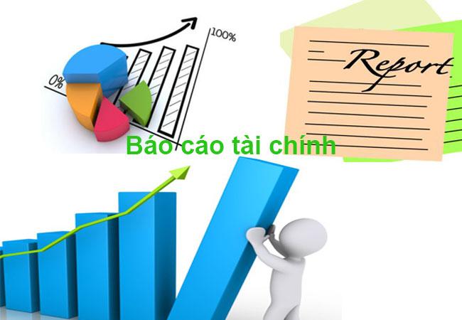 Kết quả hình ảnh cho Báo cáo tài chính doanh nghiệp là gì?