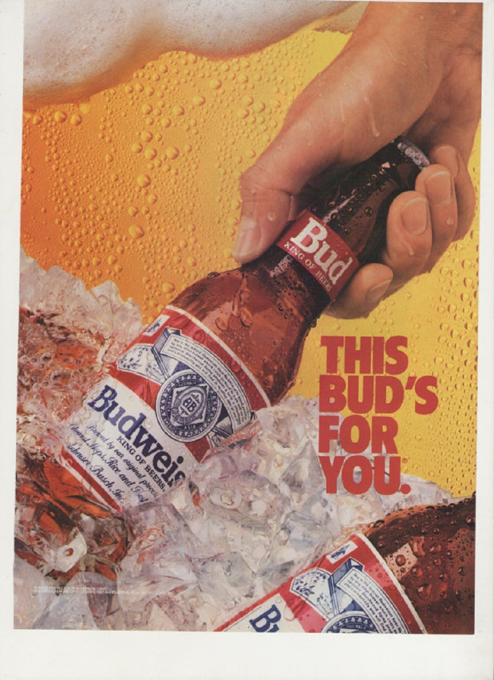 This Bud's For You
