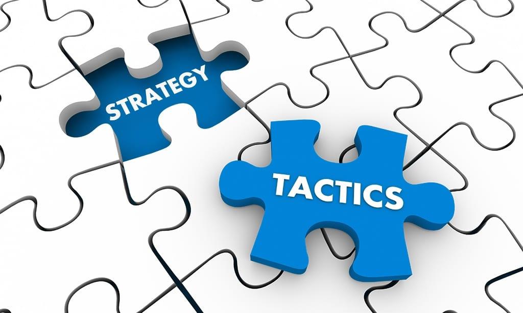 Kết quả hình ảnh cho chiến lược và chiến thuật