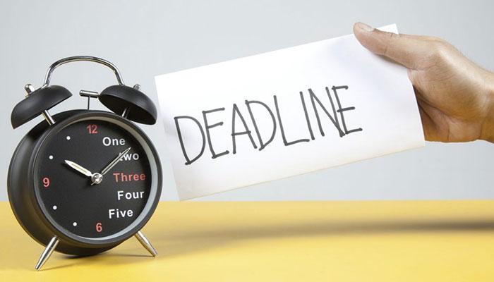 Deadline công việc