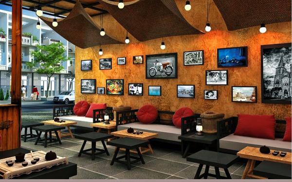 Kinh doanh mở quán cà phê