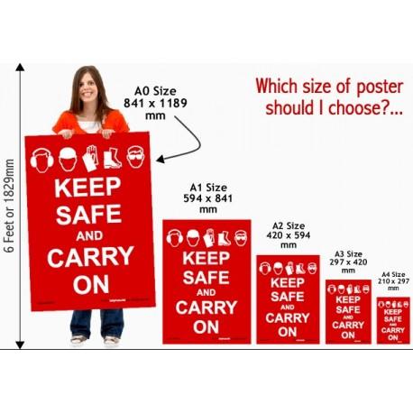 Poster Là Gì & Đâu Là Kích Thước Poster Chuẩn?