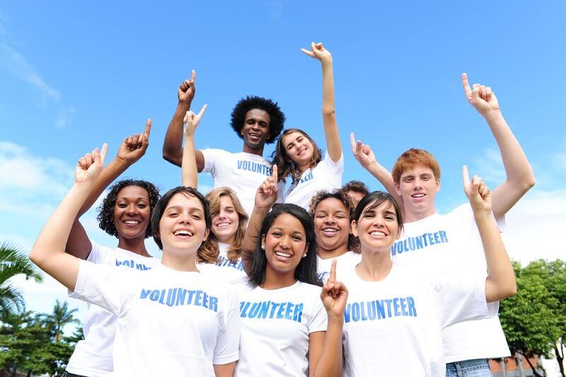 Khuyến khích nhân viên tham gia các hoạt động tình nguyện