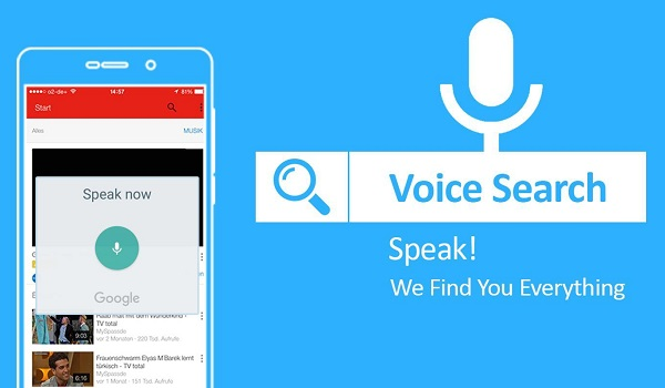 Truy vấn bằng giọng nói sẽ dần thay thế truy vấn bằng văn bản