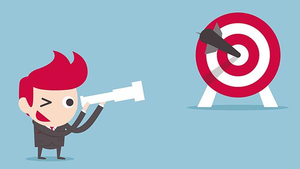 Market research giúp xác định mục tiêu
