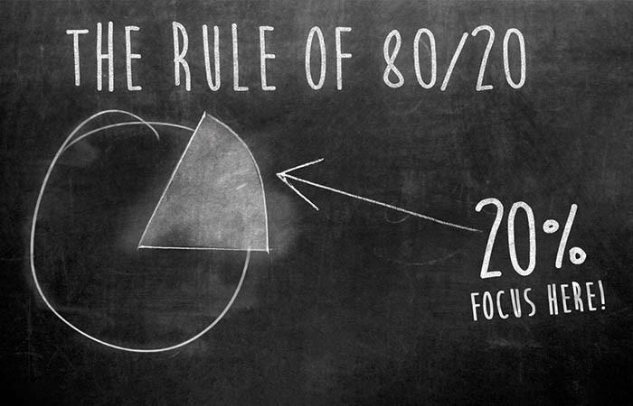 Nguyên tắc 80/20 trong kinh doanh là gì?