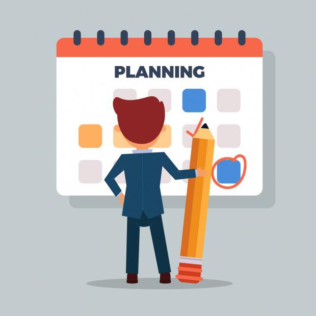 Xây dựng bản kế hoạch chi tiết