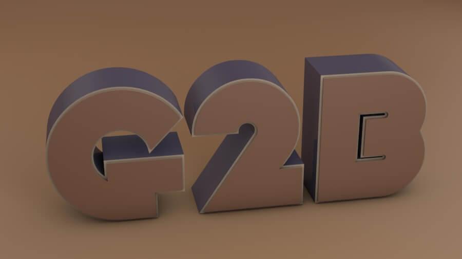 Mô hình thương mại điện tử G2B