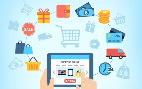 Nhiều website của các nhà sản xuất hoặc phân phối lớn ở nước ta đã tích hợp nhiều chức năng để có thể bán hàng trực tuyến
