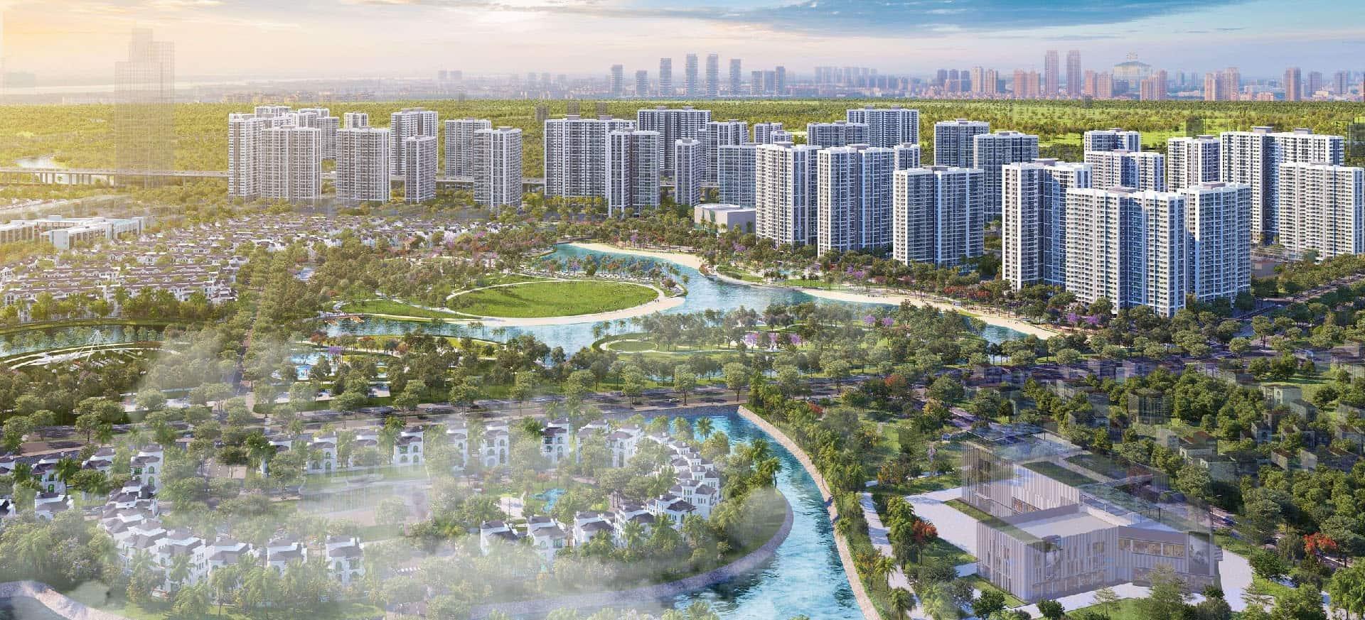 Vinhomes Grand Park Quận 9 - Đô thị đẳng cấp Số 1 Việt Nam — Đông ...