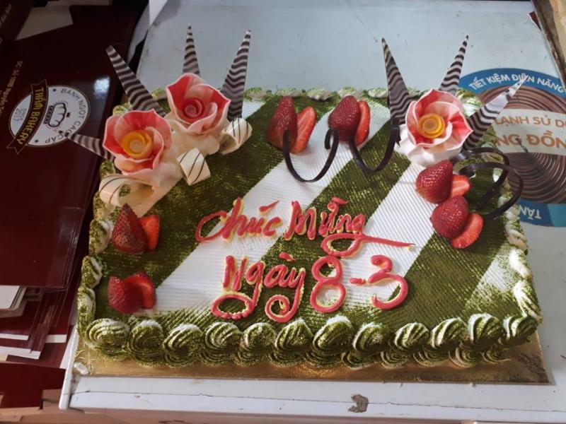 Bánh ngọt Thắm Bakery Bắc Ninh