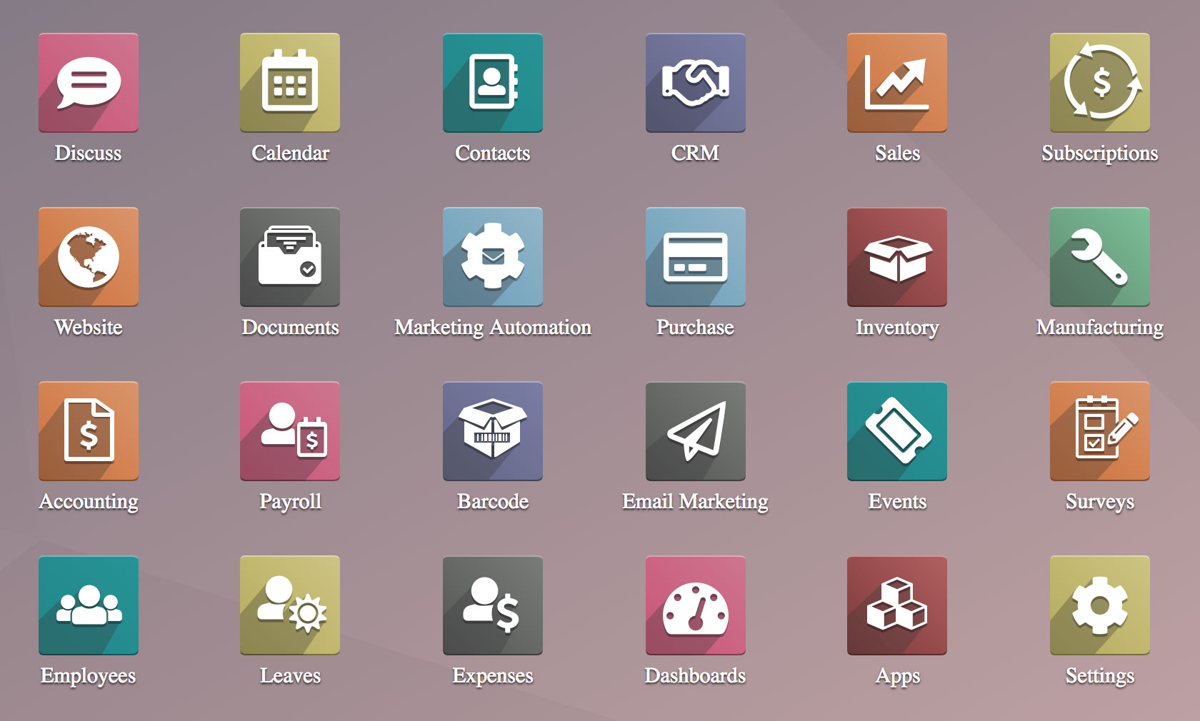 Triển khai Odoo - Phần mềm quản trị doanh nghiệp ERP tích hợp 3000 ứng dụng
